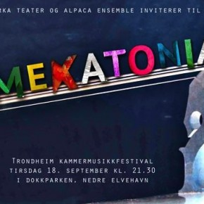 Alpaca Ensemble/Cirka Teater at KamFest.no