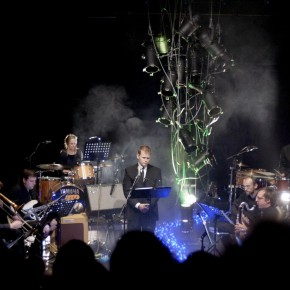 A picture from the recent Ny Musikk Trondheim concert