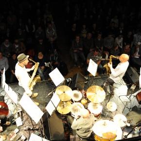 Trondheim Jazz Orchestra & Eirik Hegdal with special guest Joshua Redman