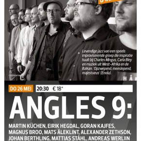 Touring with Angles 9