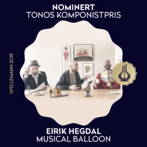 Nominated for Spellemann (Norwegian Grammy)