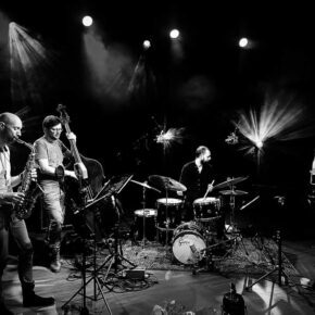 Team Hegdal at Newtone Jazz (streaming) Festival